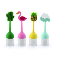 Colorful Food Grade Silicone Tea Infuser